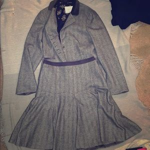 Rebecca Taylor skirt suit